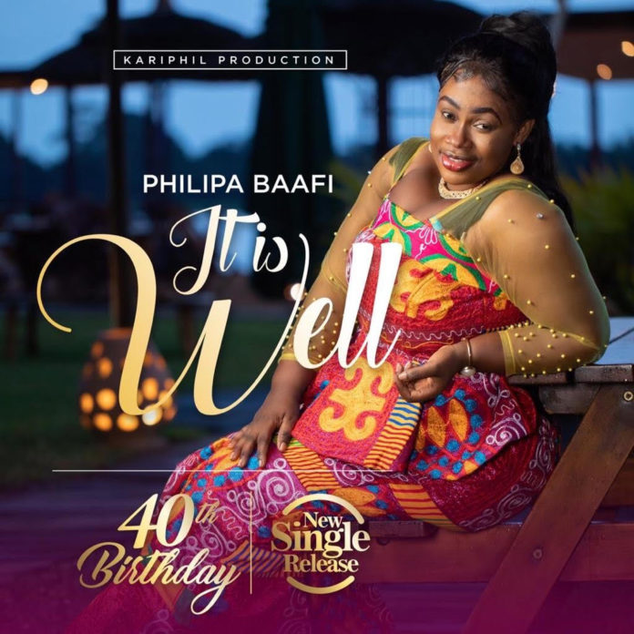 Philipa Baafi - It Is Well