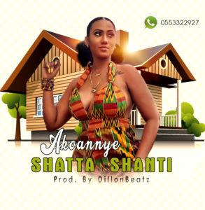Shatta Shanti - Baby Girl (Prod By Dillon Beatz)