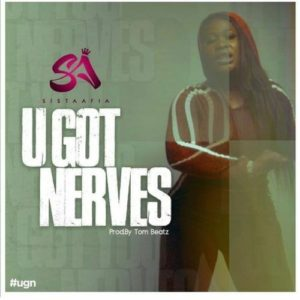 Sista Afia - You Got Nerves (Eno Barony Diss)