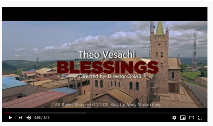 Theo Vesachi - Blessings (OFFICIAL VIDEO)