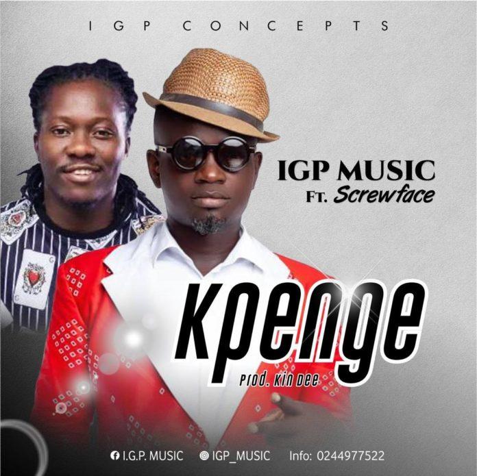 IGP Ft Screwface - Kpenge (Prod By Kin Dee)