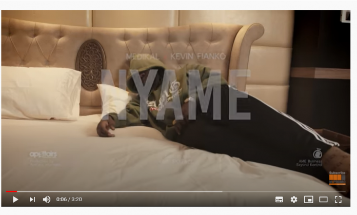 Medikal - Nyame ft. Kevin Fianko