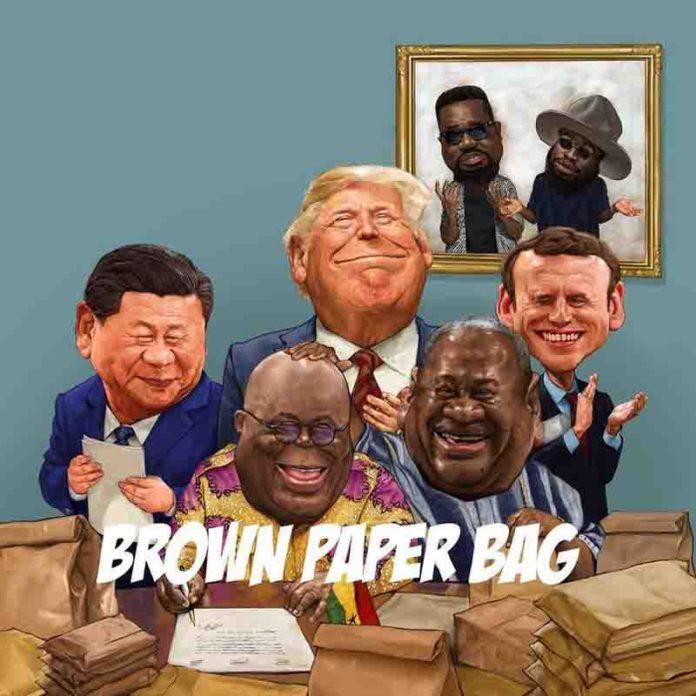 Sarkodie - Brown Paper Bag ft. M.anifest