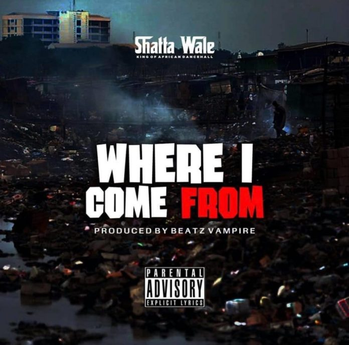 Shatta Wale - Where I Come From