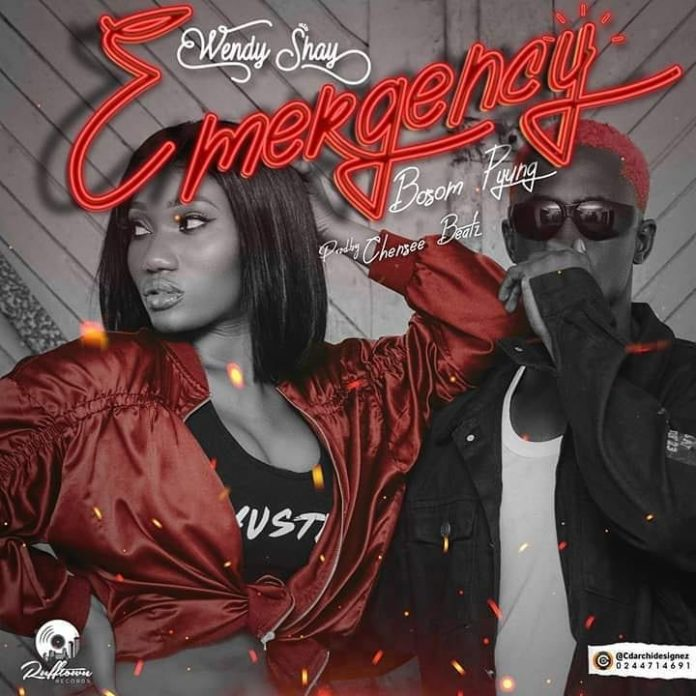 Wendy Shay - Emergency ft. Bosom PYung