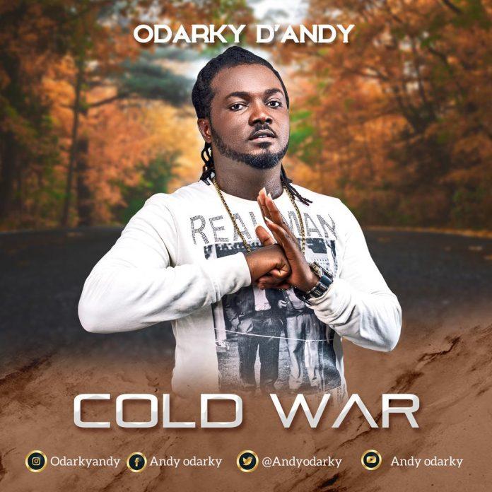 Andy Odarky - Cold War (Prod By Apya)
