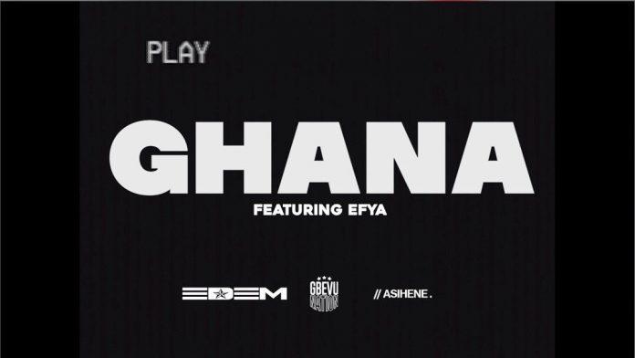 Edem ft. Efya – In Ghana