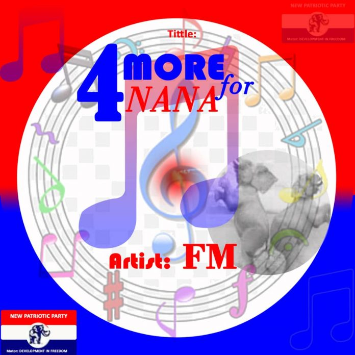 FM - 4 More For Nana (NPP 2020 Campaign Song)