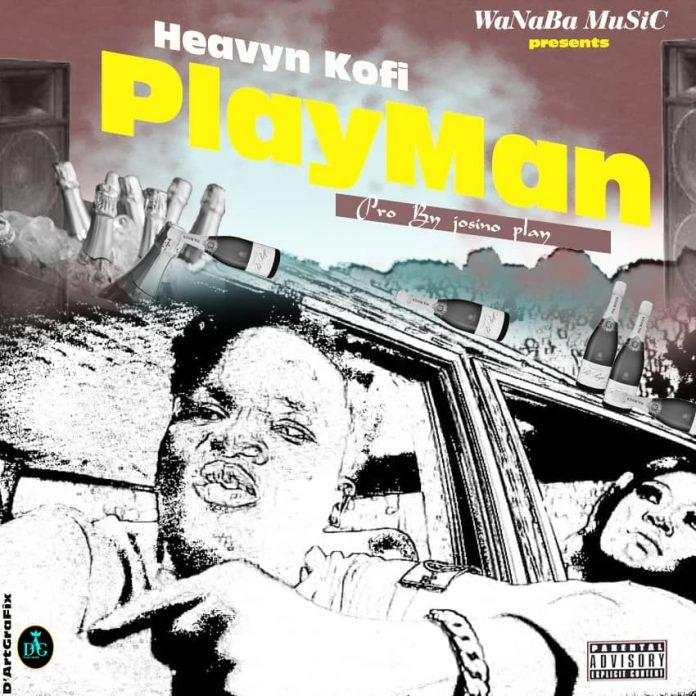 Heavyn Kofi - Play Man (Prod. By Jusino Play)