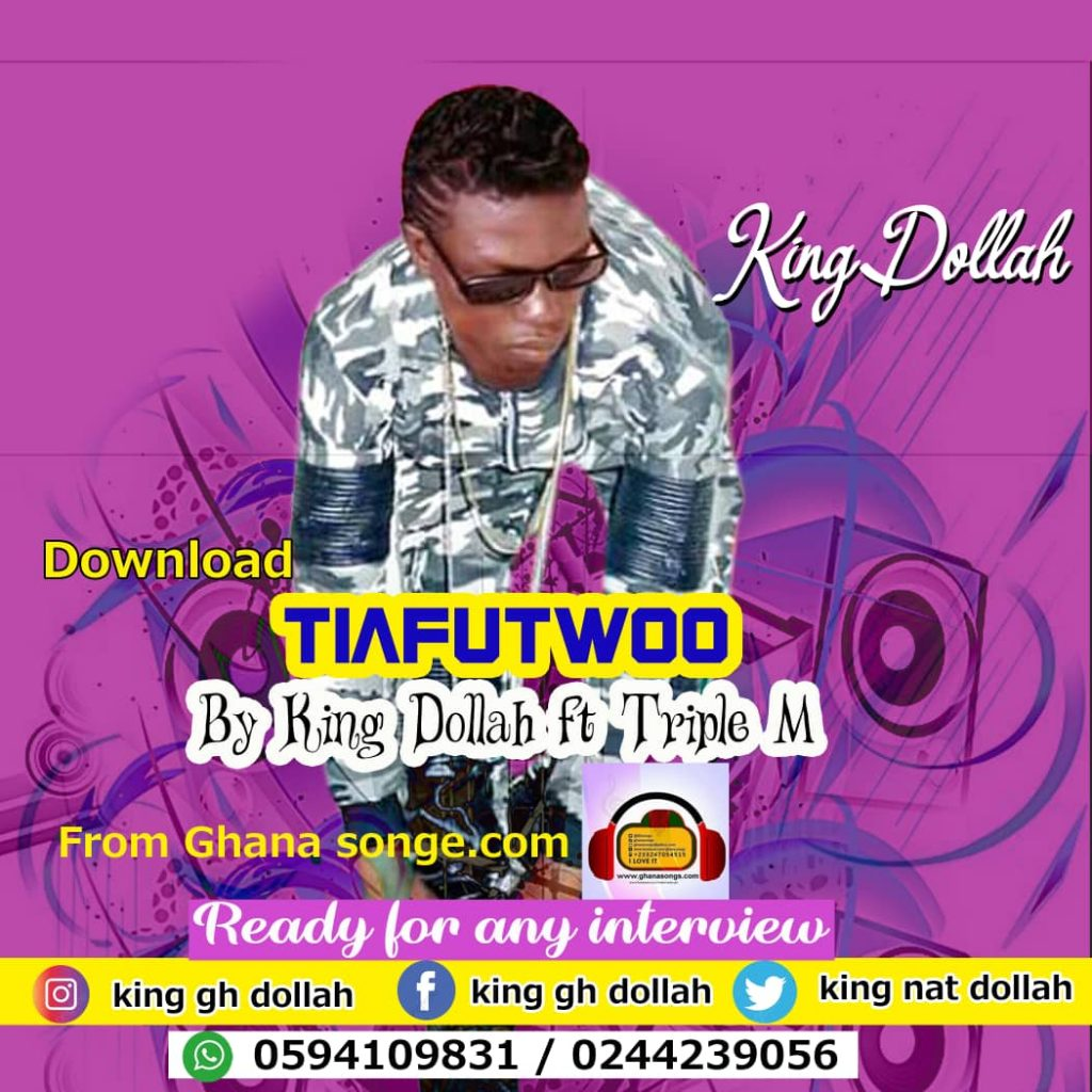 King Dollar Ft Triple M - Tia Futwoo