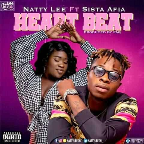 Natty Lee Ft Sista Afia – Heartbeat (Prod. By Paq)