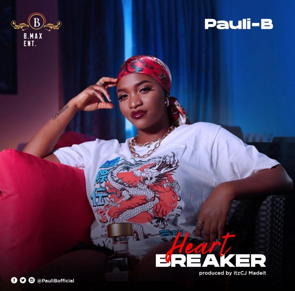 Pauli-B - Heart Breaker (Prod By ItzCJ)