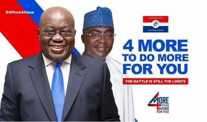 2020 4 More For Nana (NPP Campaign Song 2020)