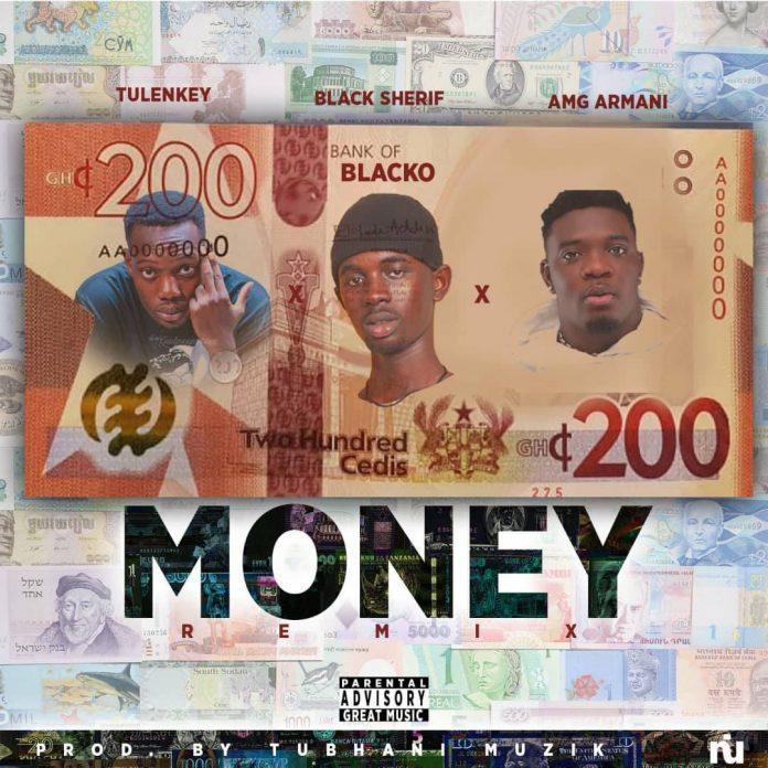 Black Sherif - Money (Remix) ft Amg Armani and Tulenkey