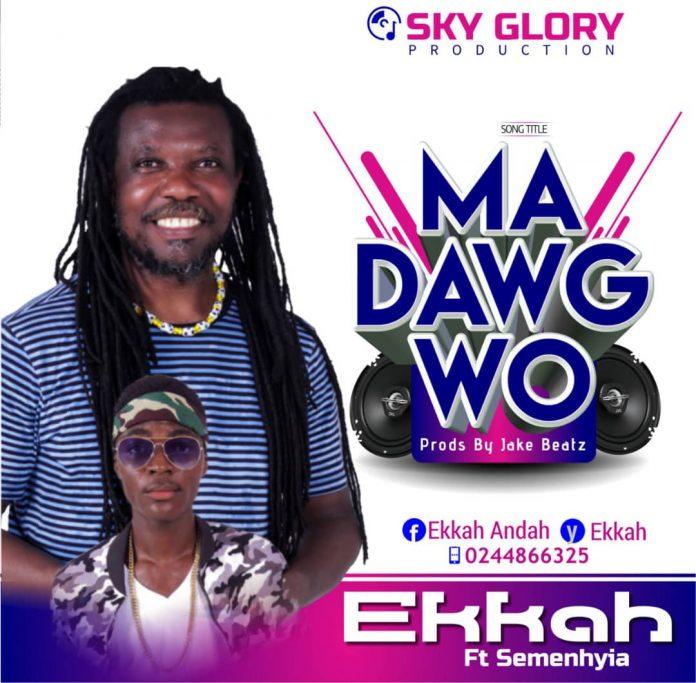 Ekkah - Ma Dawg Wo ft. Semenhyia (Prod. By Jake Beatz)