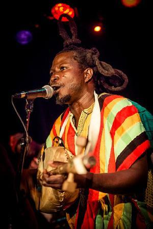I'm the best musician Ghana has ever had - King Ayisoba brags