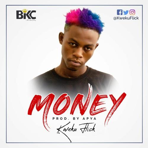 Kweku Flick - Me P3 Money (Prod. By Apya)