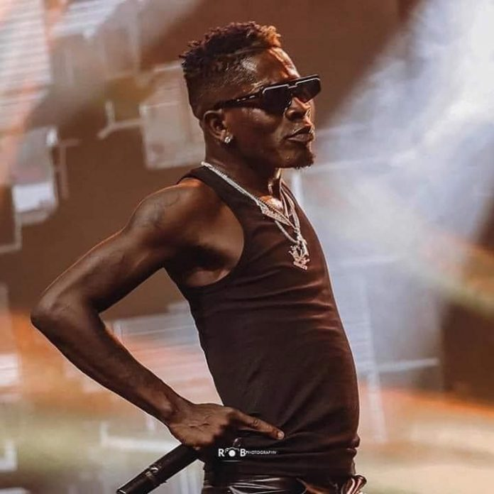 Shatta Wale - Who Tell You