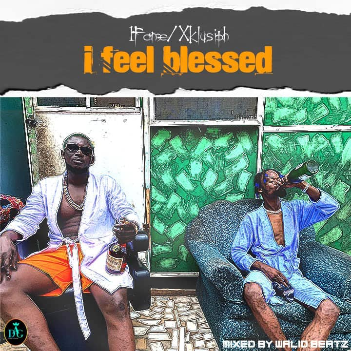 1Fame - I Feel Blessed ft. Xlusiph (Mixed By Walid)