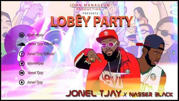 Jonel TJay X Nasser Black - Lobaye Party (Prod By Vim Beatz)