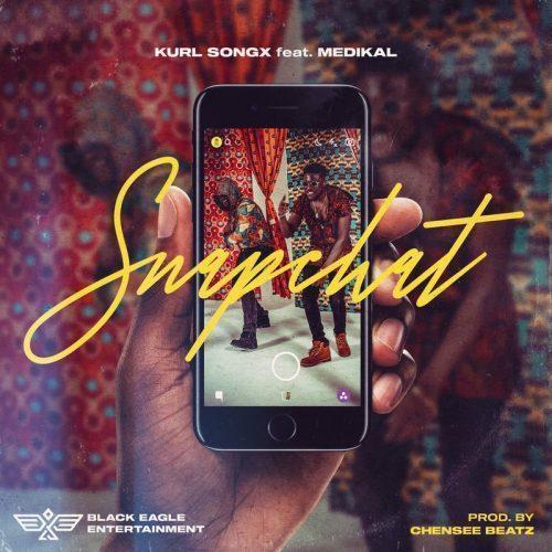 Kurl Songx – Snapchat ft. Medikal (Prod. By Chensee Beatz)