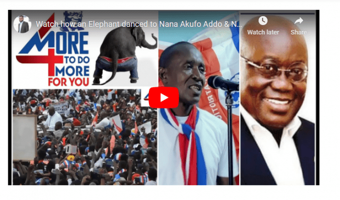 NPP 2020 Official Campaign Song By Kojo Pale
