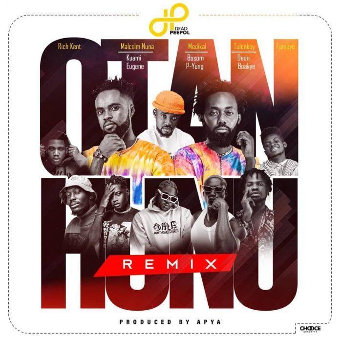 Otan Hunu Remix By Dead Peepol & Rich Kent Ft All Stars