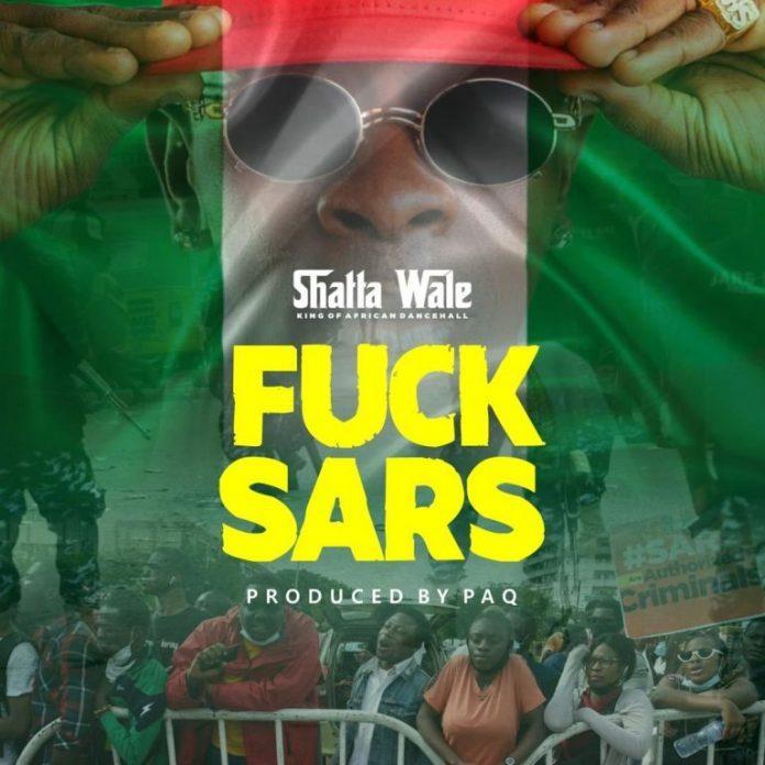 Shatta Wale – Fvck Sars (Prod By Paq)