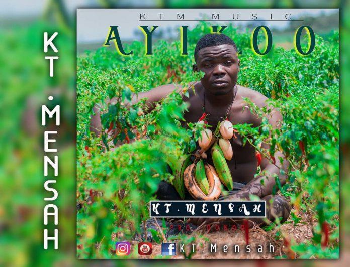 KT Mensah - Ayikoo (Prod By Asaawa Dondo)
