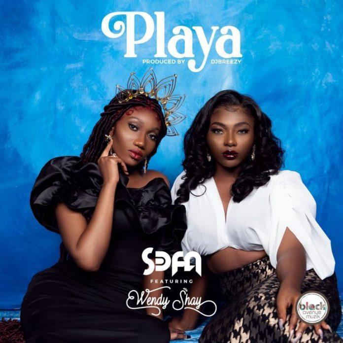 Sefa Ft Wendy Shay – Playa