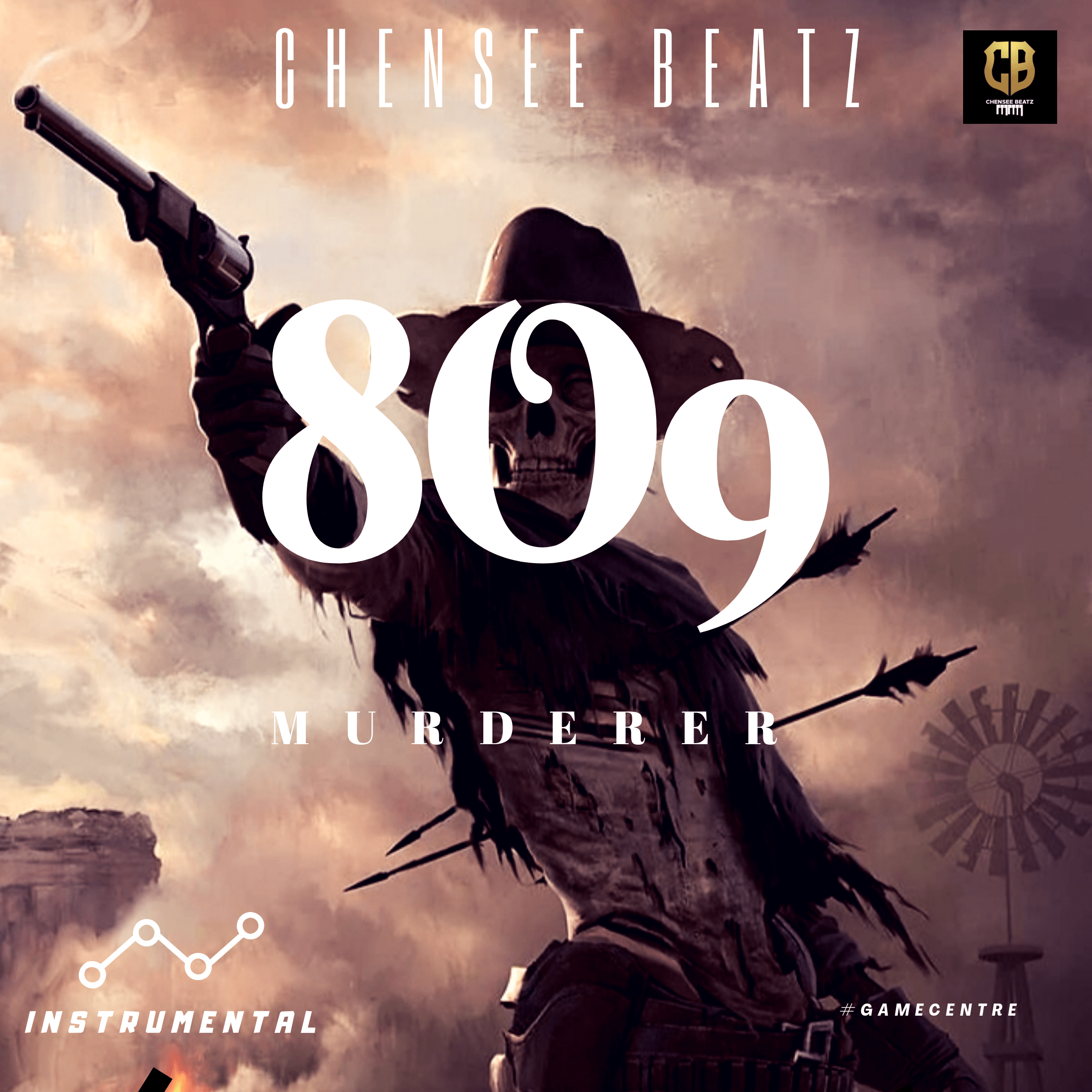 Free Beat - 8O9 Murderer Instrumental (Prod By Chensee Beat)