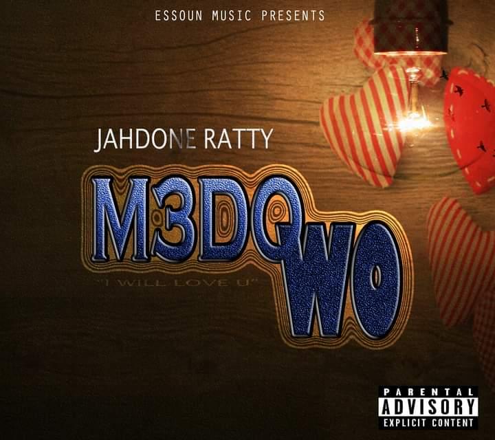Jahdone Ratty - M3DO WO (Prod By Kopow Beat)
