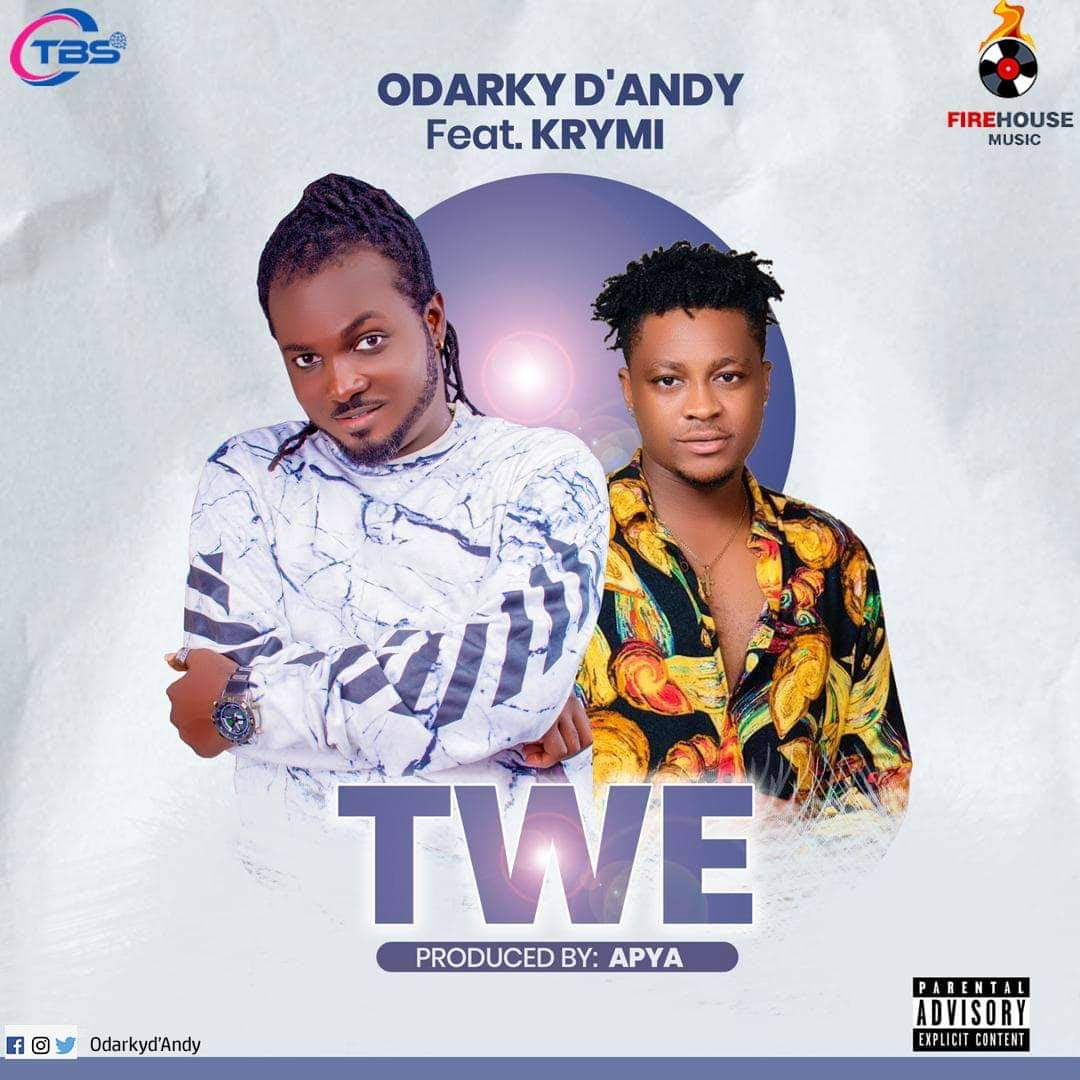 Odarky Andy Ft Krymi - TWE (Prod By Apya)