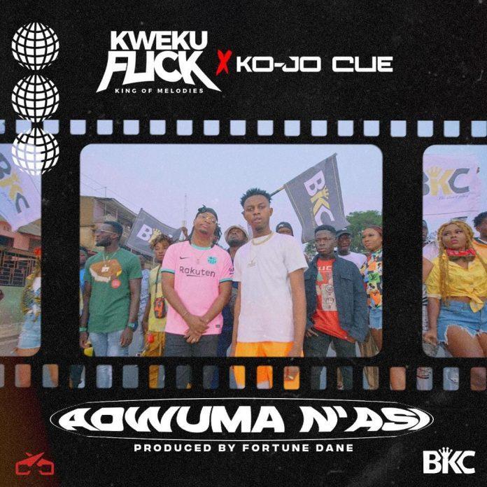 Kweku Flick X Ko Jo Cue - Adwuma N'asi (Prod. By Fortune Dane)
