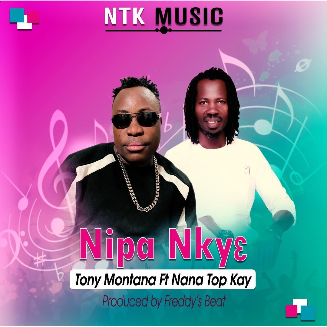 Nana Top Kay X Tony Montana - Nipa Papa Nky3
