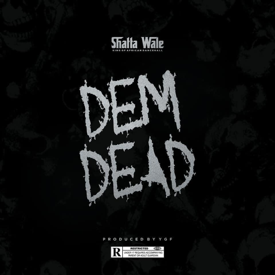 Shatta Wale - Dem Dead