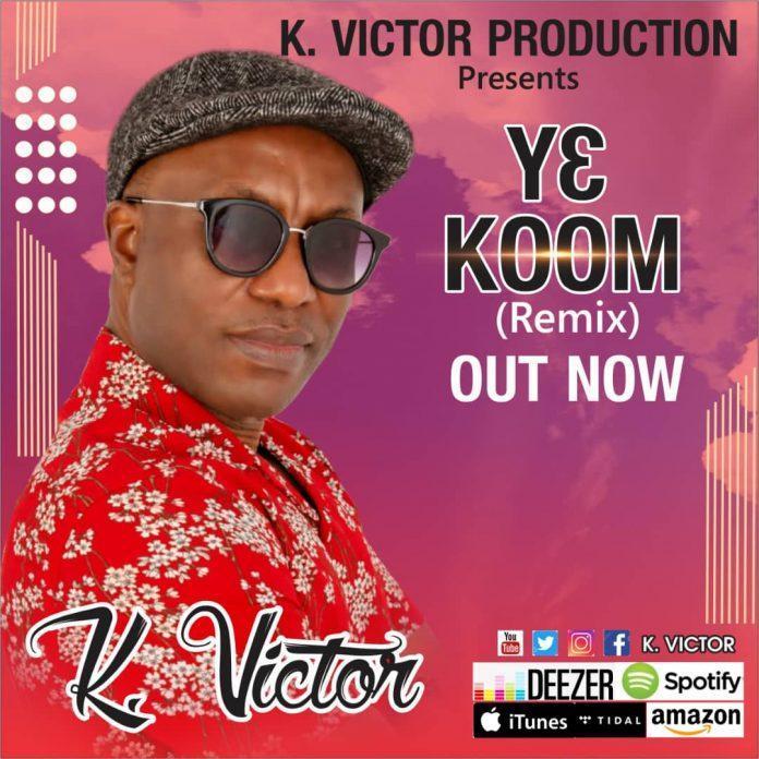 K Victor Ft Paa Sammy - Y3 Koom (Remix)