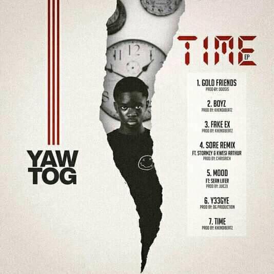 Yaw Tog - Y33gye