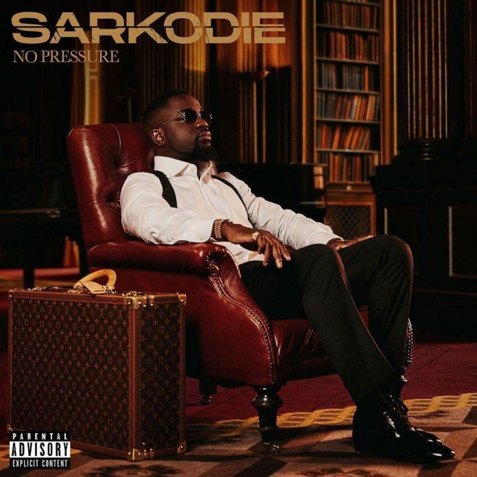 Sarkodie - New Album No Pressure