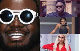 American Rapper American Rapper T-Pain Apologises To Medikal, Wendy Shay, for Ignoring Their DMs