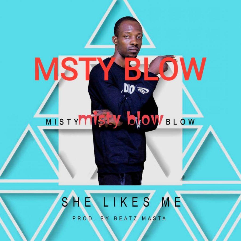 Misty Blow - She Like Me (Prod By Beat Masta)
