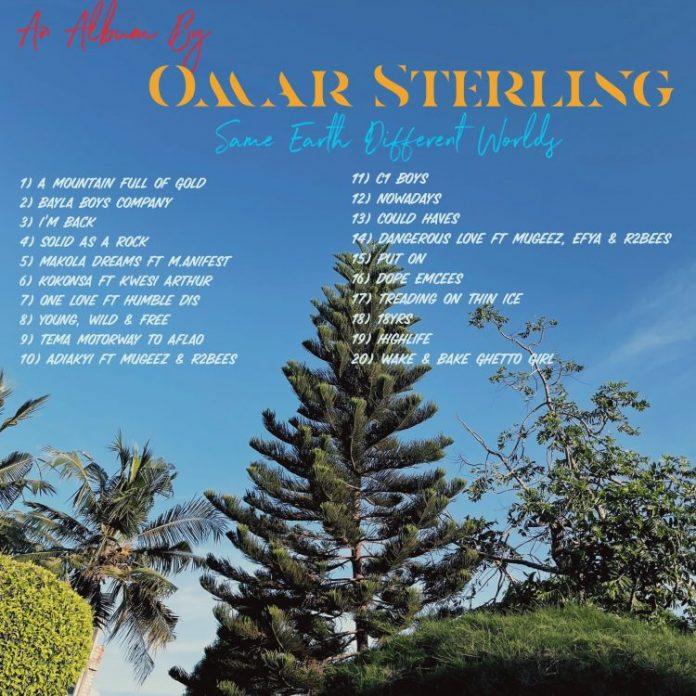 Omar Sterling - Dope Emcees