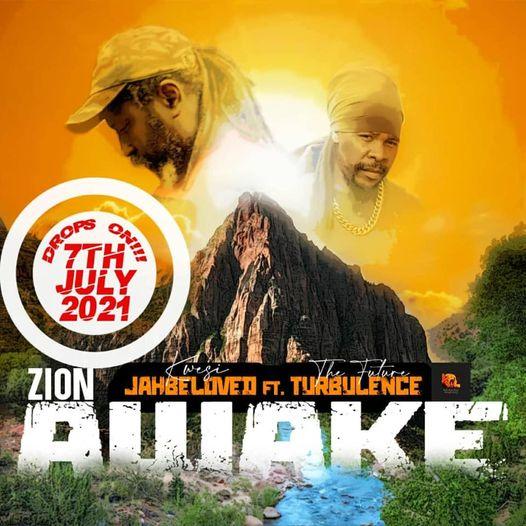 Jah BeLoved Ft Turbulence - Zion Awake