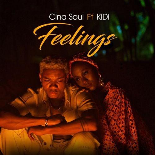 Cina Soul Ft KiDi - Feelings