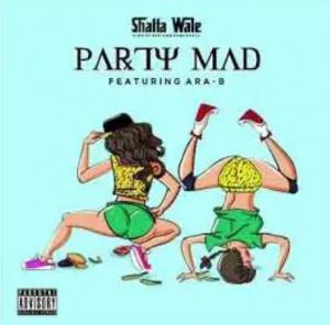 Shatta Wale x Ara-b - Party Mad