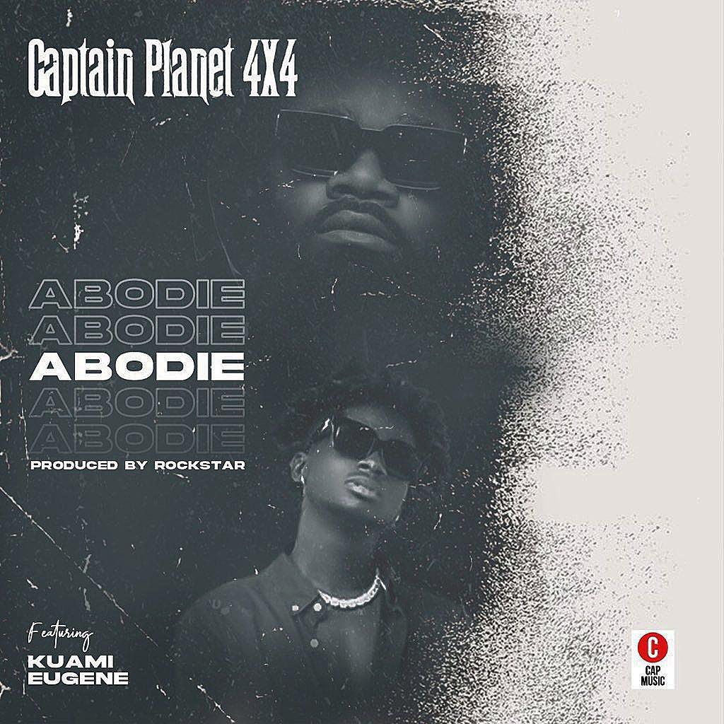 Captain Planet 4x4 Ft Kuami Eugene - Abodie