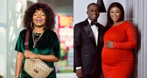 MzBel Was Given The Honor Of Becoming ZionFelix And Mina's godmother.